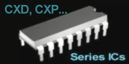 CXD, CXP Series IC