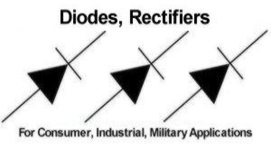 A3 Military, Industrial, Consumer Diodes