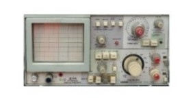 Tektronix 314 10 Mhz Storage Oscilloscope