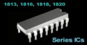 Agilent - HP Ics 1813-, 1816-, 1818-, 1820- Series