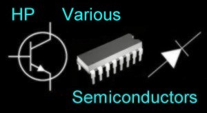 Agilent - HP Semiconductors Assorted Series