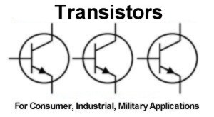 A2 Military, Industrial, Consumer Electronics Transistors